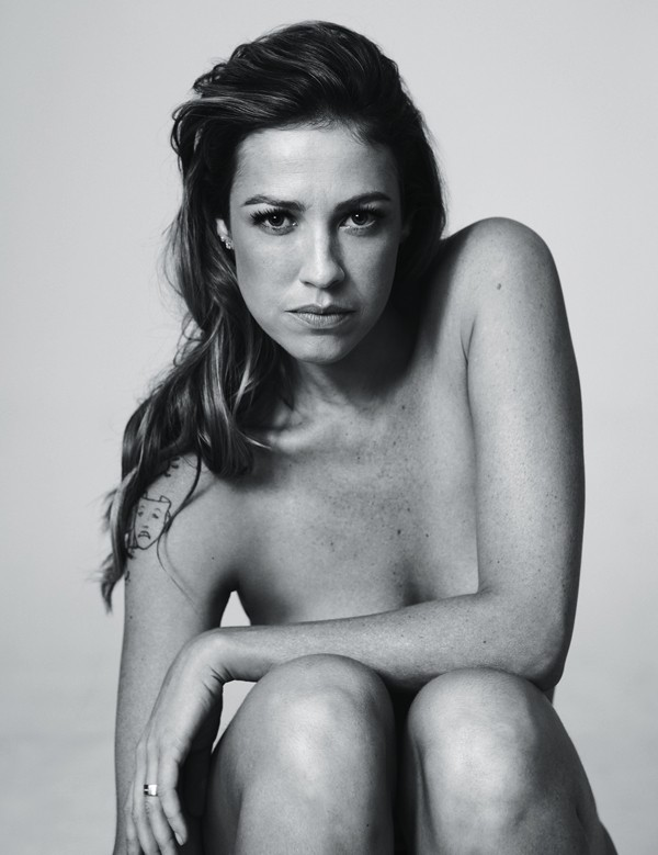 Luana Piovani Foto Christian Gaul Revista Tpm