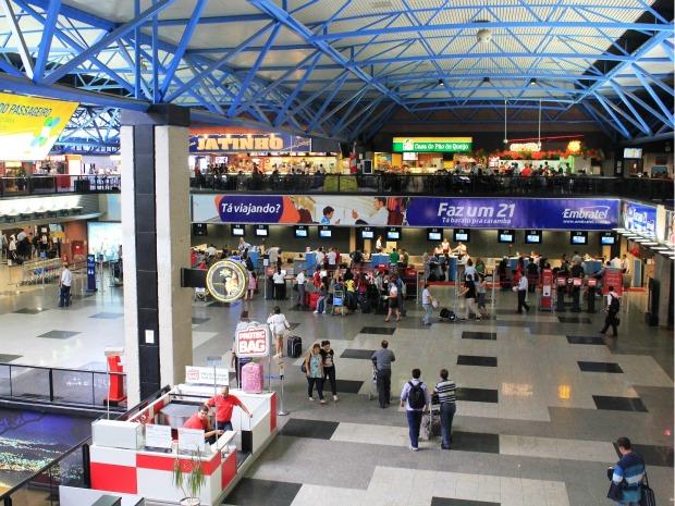 Aeroporto Em Curitiba : Aeroporto de curitiba é o mais bem avaliado do país