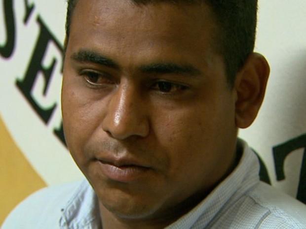 'Acabei com minha vida', diz suspeito de matar bebê a paulada em ... - Circuito Mato Grosso
