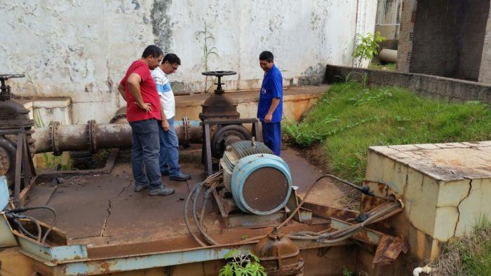 Dezoito bairros de Várzea Grande podem ficar sem água - Circuito Mato Grosso