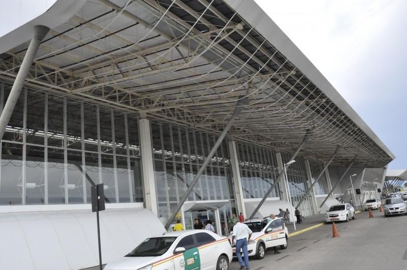 Aeroporto Marechal Rondon continua com falhas em sua estrutura