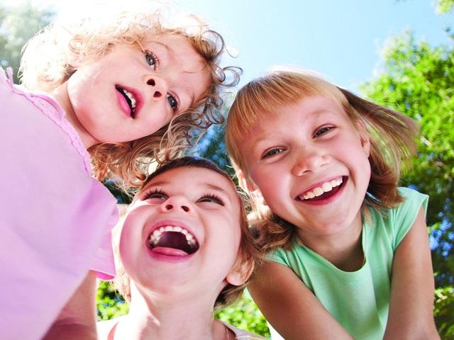10 valores que as crianças levam para toda a vida