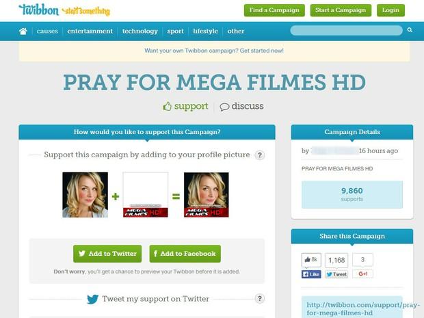 Site De Pirataria Mega Filmes HD Sai Do Ar E Internautas