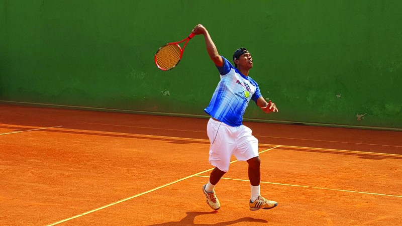 Circuito Tenis : Robson nunes vence º etapa do circuito de tênis