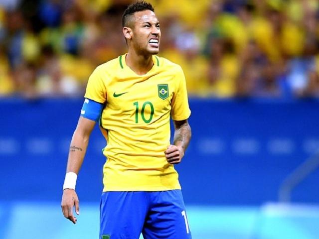 Micale diz que Neymar faz tratamento, mas estará apto para enfrentar Colômbia