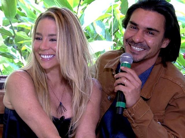 André Gonçalves e Danielle Winits planejam uma filha