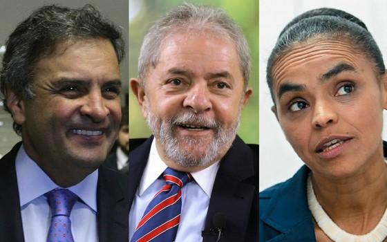 Marina venceria eleição presidencial no segundo turno, aponta Datafolha