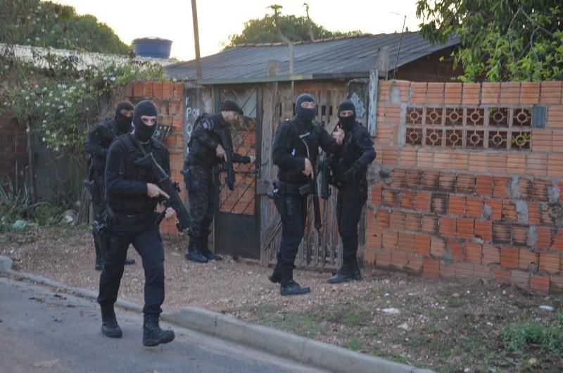 Nove são presos, e quadrilha de Varzea Grande é desarticulada - Circuito Mato Grosso