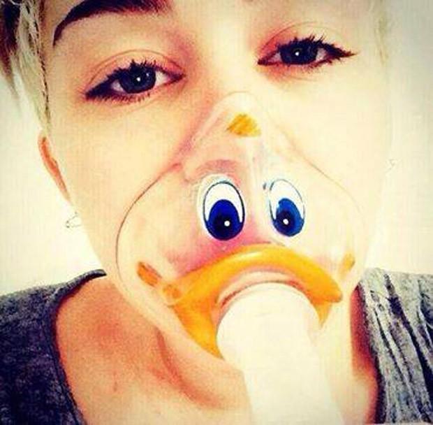 Miley Cyrus - Foto: instagram / reprodução