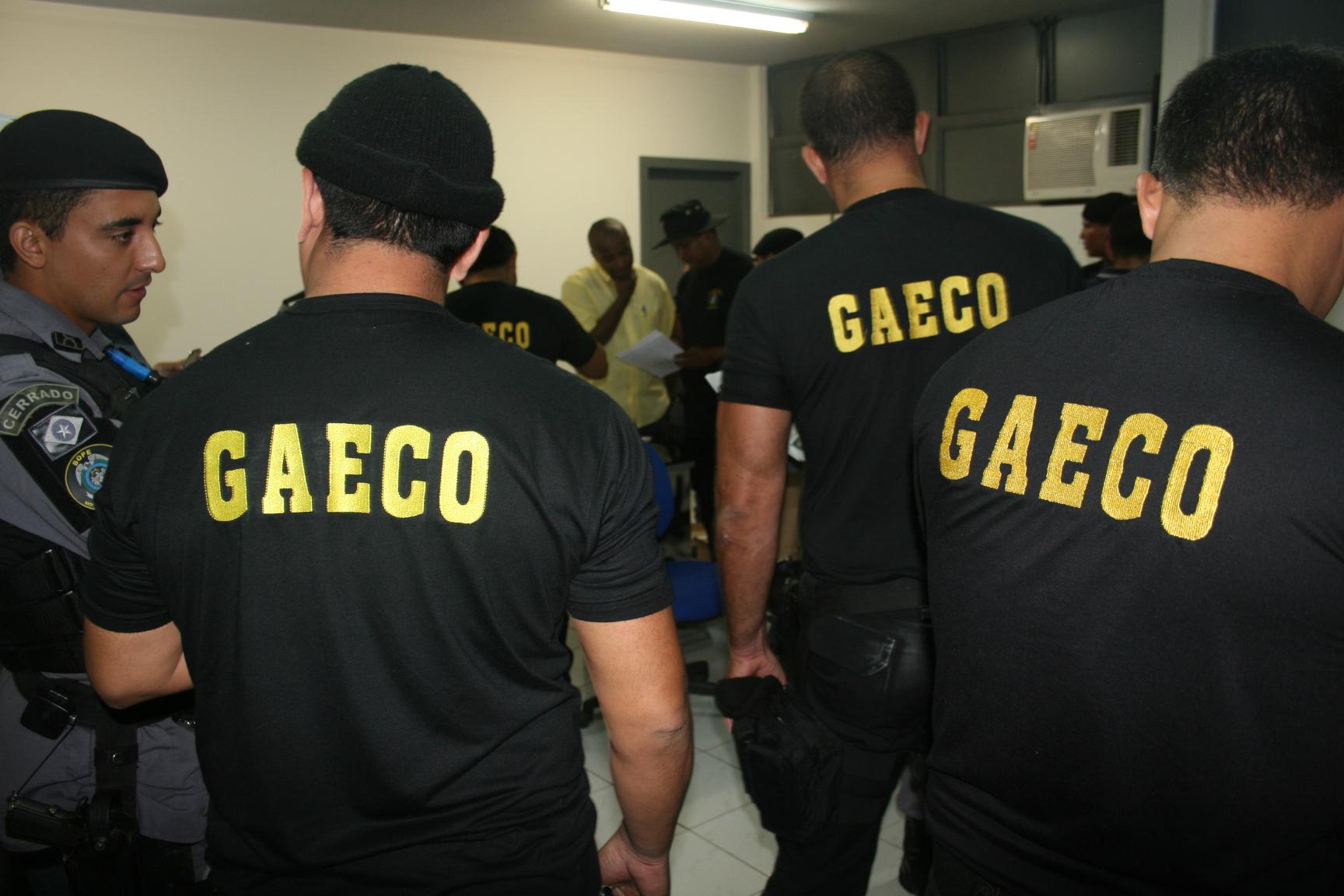 Resultado de imagem para ministério público GAECO