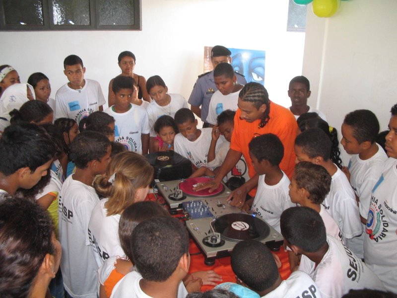 Movimento Favela Ativa, Dj Taba