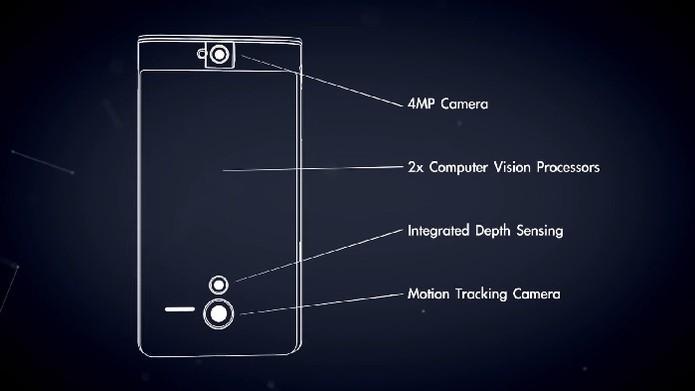 Tecnologia que produz mapas 3D será adaptada para tablet - Foto: Reprodução/Gabriel Ribeiro