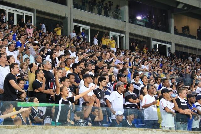 Ingressos para Corinthians x Vitória custam entre R$ 40 e R$ 120; veja pontos de venda