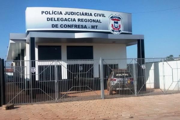 Polícia Civil evita duplo homicídio em Confresa e prende pistoleiro