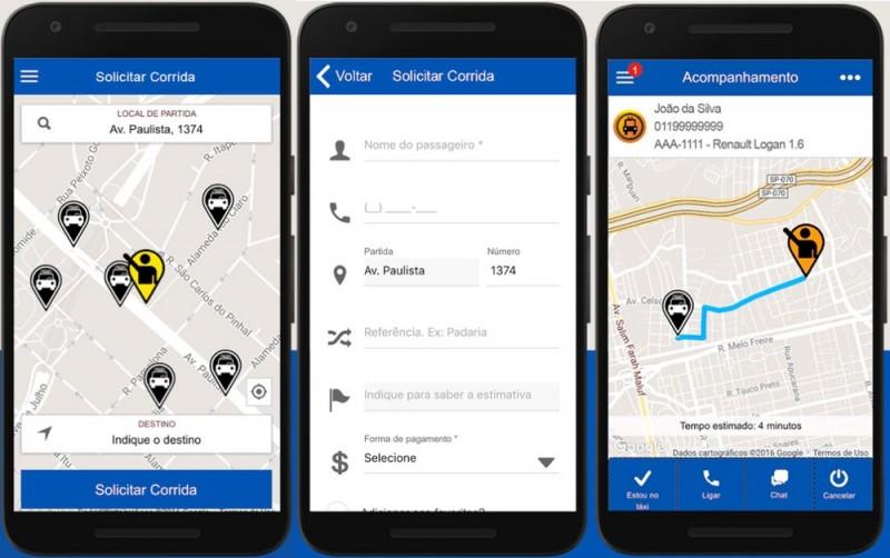 Governo lança o TaxiGov, um Uber exclusivo para funcionários públicos