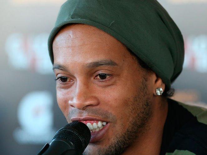 dda3cc9cb5c Ronaldinho Gaúcho escreve carta para sua versão infantil e relembra morte  do pai