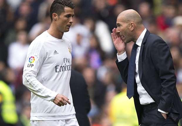 bc581306a1c Zidane dá folga a Cristiano Ronaldo contra o Sevilla