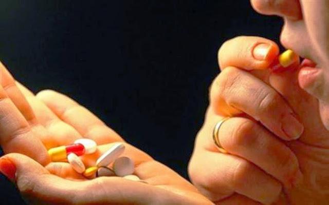 Potência em homens de uma pastilha