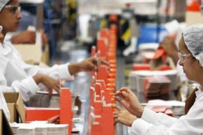 Produção da indústria cresce 0,6% em abril