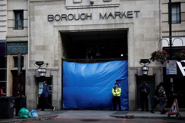 Polícia detém mais três suspeitos por atentado em Londres
