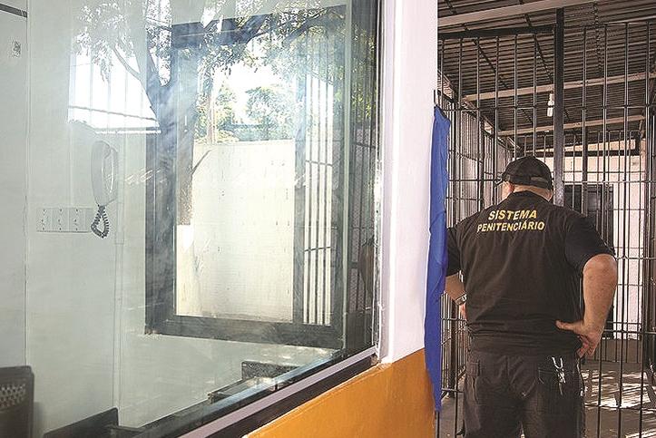 Ambiente degradante adoece agentes penitenciários em Mato Grosso