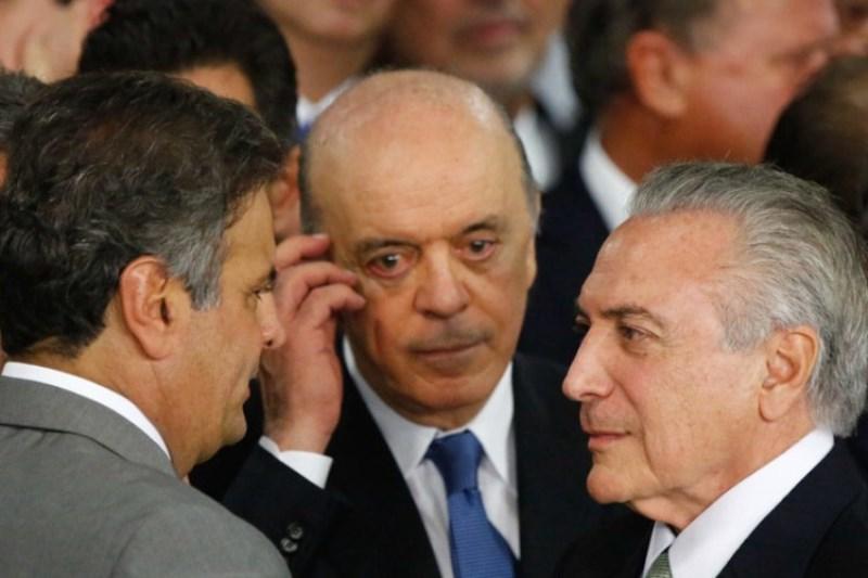 PSDB permanece no governo Temer, diz jornal