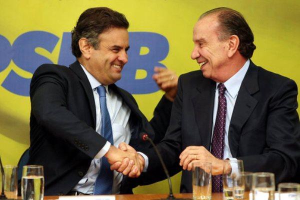 STF ordena o afastamento de Aécio Neves do Senado