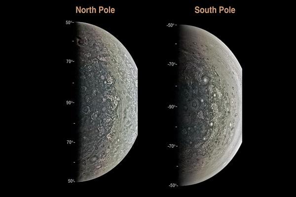 Sonda espacial Juno leva Nasa a