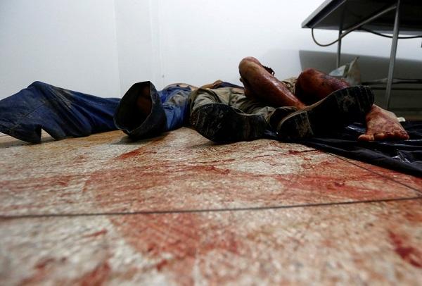 Corpos de agricultores mortos em ação da polícia são enterrados