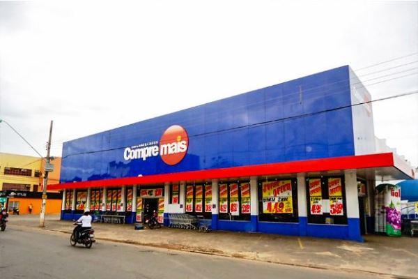 ccb511a99 Justiça decreta falência de rede de supermercados Compre Mais