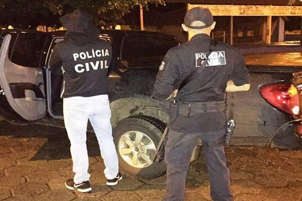 Investigador é baleado por ladrões durante assalto na Capital
