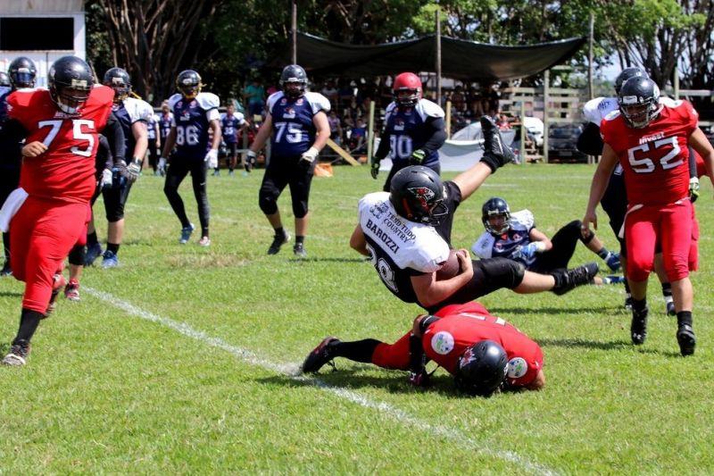 Sinop Coyotes bate o Rondonópolis Hawks