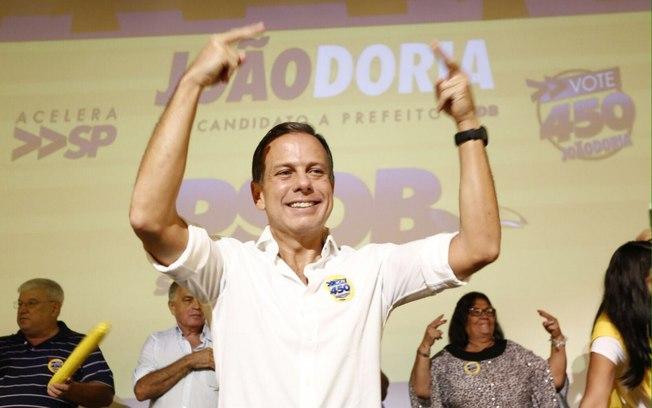 Alckmin reconhece que quer concorrer à Presidência em 2018