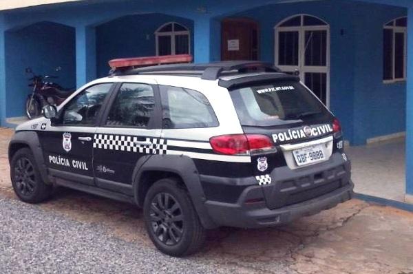 Polícia Civil identifica quatro autores de roubo e tortura em Nobres