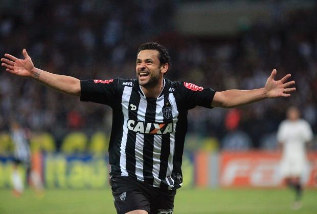 2ac1ab0566 Fred marca golaço e Atlético-MG vence a URT no Campeonato Mineiro