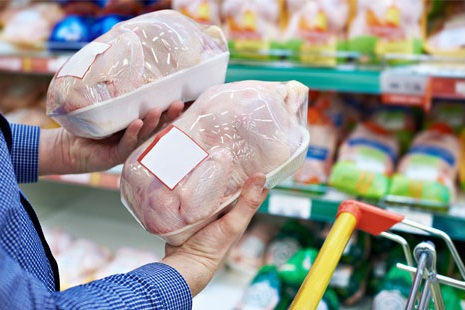 ABPA exalta o aumento das exportações de carne de frango