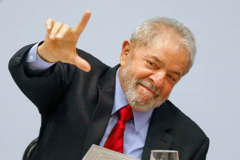 Herdeira de banco suíço doa R$ 500 mil para Lula após bloqueio de Moro