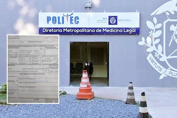 Laudo do IML aponta que mãe suspeita de matar filha de um mês é inocente