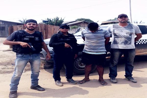 Autor de homicídio em briga de bar na cidade de Colniza é preso no feriado