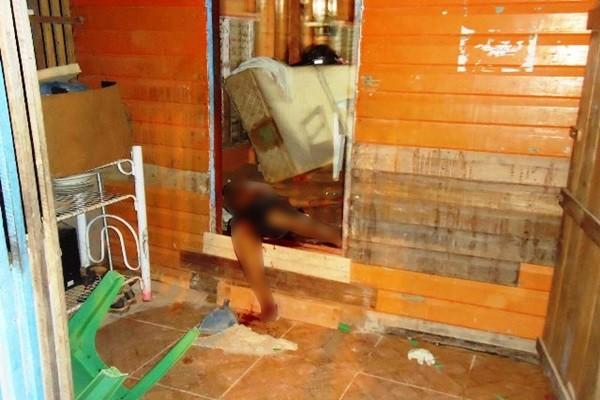 Para proteger a mãe, filho mata o padrasto a facadas no bairro Pedra 90