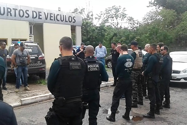 Polícia Civil divulga carta de apoio ao investigador baleado em sequestro