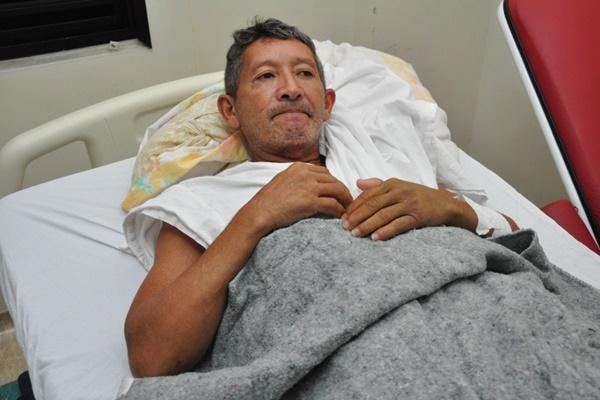 Hospital São Benedito procura por família de paciente sem identificação