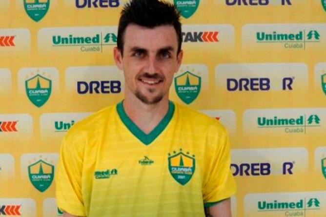 Ex-jogador do Cuiabá sofre mal súbito e morre durante o treino