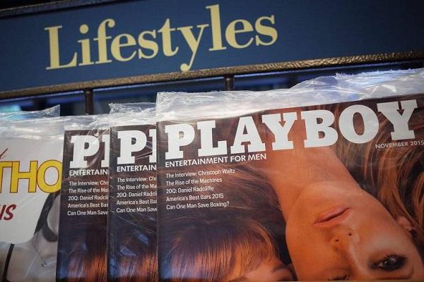 Revista Playboy não será mais vendida em bancas de jornal