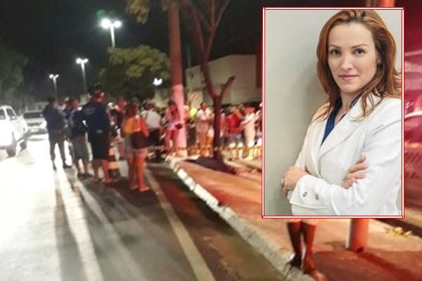 Médica que atropelou e matou verdureiro estava embriagada diz Polícia Civil