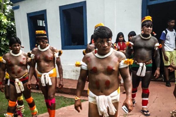 Casa Dom Aquino recebe encontro indígena