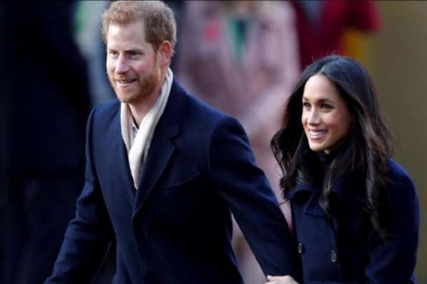 Tia é vetada da festa de casamento de príncipe Harry