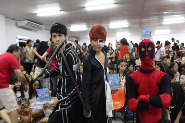 Evento nerd movimenta Cuiabá neste final de semana