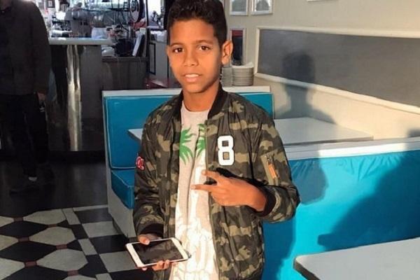 Funkeiro De 11 Anos Tem Música Divulgada Por Neymar Na Copa