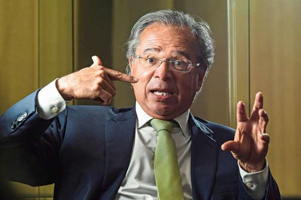 Paulo Guedes Ministro Bolsonaro